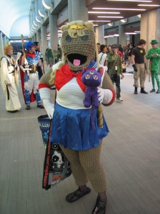 Crochet (or knitted) Sailor Moon is awesome